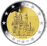 Germany 2 euro 2012