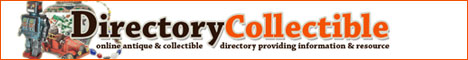 Collectible directory contains resources related to antiques & collectibles